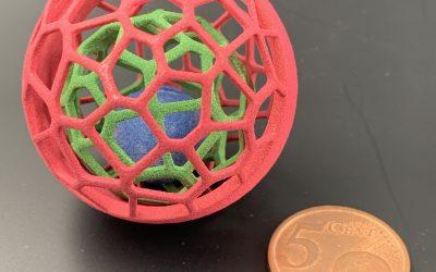 3D print voorbeeld