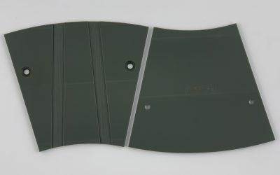 Glijplaat Nylon LFX